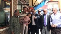 ÜÇÜNCÜ HAVALİMANI - Gençlik Ve Spor Bakanı Osman Aşkın Bak Rize'de