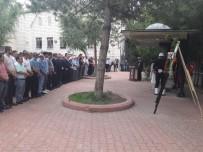 Görevi Başında Kalp Krizi Sonucu Hayatını Kaybeden Polis Toprağa Verildi