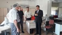 BÜROKRASI - Güneş Açıklaması 'Karabük Türkiye'nin Gerisinde Kalmamalıdır'