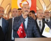 KAPALI ÇARŞI - İçişleri Bakanı Süleyman Soylu'dan Kapalı Çarşı Ziyareti