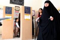 BARZANI - Irak'ta Oylar Elle Sayılacak