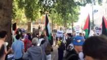 THERESA MAY - İsrail Başbakanı Netanyahu'nun Londra Ziyareti Protesto Edildi
