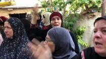 RAMALLAH - İsrail Güçleri, Filistinli Şehidin Cenaze Konvoyuna Saldırdı
