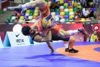 FATİH CENGİZ - Kayseri Şekersporlu Milli Güreşçiler Avrupa Şampiyonasında