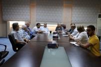 MEHMET KARA - Kilis Kent Konseyi Yönetim Kurulu Görev Bölümü Yaptı