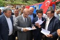Kızıldağ'da Tapu Sorunu Çözülüyor