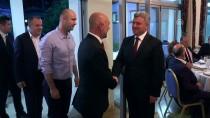 ÜSKÜP - Makedonya Cumhurbaşkanı İvanov, Üsküp'te İftar Verdi