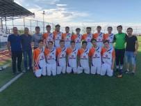 KAYSERİ ŞEKERSPOR - Malatya'da Şampiyon Olan Kalespor U17 Takımı Grup Elemeler İçin Sivas'a Gitti