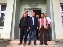 GÖKPıNAR - Malatya'da Sulama Birlik Başkanları Görevden Alındı