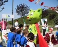 AMBALAJ ATIKLARI - Maltepeli Çocuklar Çevre Günü'nü Eğlenerek Kutladı