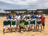 İZMIRSPOR - Manisa Büyükşehir, Plaj Futbolunda Şampiyon Oldu