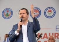 TOPLU SÖZLEŞME - Memur-Sen Genel Başkanı Yalçın ''Yetkide İstikrar'' Programlarına Katıldı
