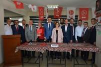ŞEHİT BABASI - MHP'li Deniz Depboylu Seçim Çalışmalarını Söke'de Sürdürdü