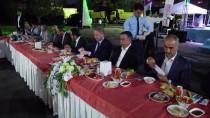 SİVAS VALİSİ - Milli Eğitim Bakanı Yılmaz Sivas'ta İftar Programına Katıldı