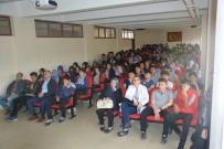 Öğrencilere 'Sanal Hayatta Kaybettiklerimiz' Semineri Veriliyor