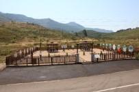 ERENTEPE - Olympos'ta Yangın Hafıza Noktası Oluşturuldu