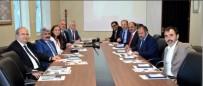 KARABÜK ÜNİVERSİTESİ - Rektör Çufalı, BKÜB Toplantısına Katıldı