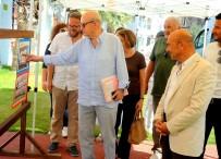 FUTBOL SAHASI - Seferihisar'da Plaj Futbol Sahasına Şenes Erzik'in Adı Verildi
