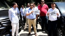 TÜRKIYE SEYAHAT ACENTALARı BIRLIĞI - Seyahat Acenteleri 'UBER'e Hayır' Dedi