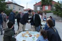 ANİMASYON - Seydişehir Belediyesinin İftar Sofrası Kuran Mahallesine Kuruldu