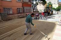 Siirt'te Yol Yapım Çalışmaları Devam Ediyor