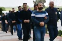 Suç Örgütüne Dev Operasyon Açıklaması 9'U Memur 32 Gözaltı