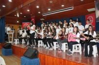 İBRAHİM KORKMAZ - Sungurlu'da Eğitimde Sezon Finali Yapıldı
