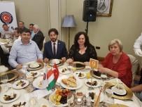 BUDAPEŞTE - TİKA'nın Budapeşte'de İftar Yemeğine Büyük İlgi