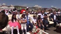 DANS GÖSTERİSİ - 'Tunceli 1. Çocuk Şenliği'