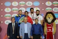 ELEME MAÇLARI - Türkiye Grekoromen Milli Takımı, Şampiyonayı 7 Madalya İle İkinci Sırada Tamamladı