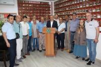 HAİN SALDIRI - Türkiye Harp Malulü Gaziler Şehit, Dul Ve Yetimleri Derneği Samsun Şube Başkanı Necati Yılmaz Açıklaması