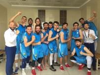 Umurbey Belediyespor'un Bileği Türkiye Finallerinde De Bükülmüyor