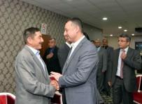 MURAT ÖZTÜRK - Vali Büyükakın, Söğüt'te Şehit Ve Gazi Aileleri İle Oruç Açtı
