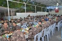 ÖZEL HAREKAT POLİSLERİ - Vali Kaymak'tan Afrin Kahramanlarına İftar