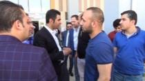 POLİS MERKEZİ - Van'da AK Parti Seçim Aracına Saldırı