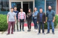 BIYOLOJI - 23 Öğrenci Erasmus+ İle Avrupa'da Staj İmkanı Yakaladı
