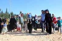 ÖNCÜPINAR - 38 Bin Suriyeli Bayram İçin Ülkesine Gitti