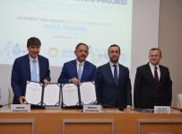 BÜYÜKŞEHİR YASASI - 58 Milyon Euro'luk Kredi Anlaşması