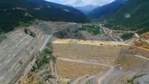 Afyonkarahisar'ın En Yüksek Barajının Yüzde 90'I Tamamlandı