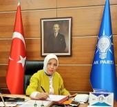 ONKOLOJİ HASTANESİ - Ak Parti Genel Başkan Yardımcısı Öznur Çalık Açıklaması