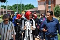 İŞ KADINI - AK Parti'li Bilgin Açıklaması 'AK Parti Demek Hizmet Demek'