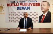 MUSA YıLMAZ - AK Parti SKM Seçime Hazır