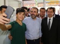 DARMADAĞıN - AK Parti Sözcüsü Mahir Ünal Açıklaması 'Allah'ın İzniyle O Kandil'i De Yerle Bir Edeceğiz'