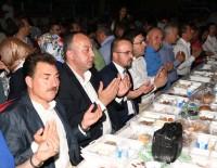 AK Partili Turan Sanayi Esnafıyla İftarda Buluştu
