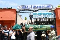 SÜRAT TEKNESİ - Antalya'da Batan Sürat Teknesinde Ölen Suriyeli Kardeşler Son Yolculuğuna Uğurlandı