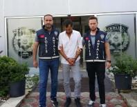 SADAKA - Antalya'da Cami Hırsızı Yakalandı