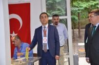 KİMLİK NUMARASI - Avusturya'daki Türkler 24 Haziran Seçimleri İçin Oy Kullanmaya Başlandı