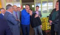 SEBZE HALİ - Aydemir Açıklaması 'Erzurum,  Bir Vicdan, Bir İman Kalasıdır'