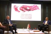 MEHMET ÖZHASEKI - Bakan Özhaseki'den Kayseri OSB'ye Ziyaret