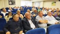 FEDERASYON BAŞKANI - Balıkesir'de Zeytinciliğin Sorunları Vekil Adaylarına Anlatıldı